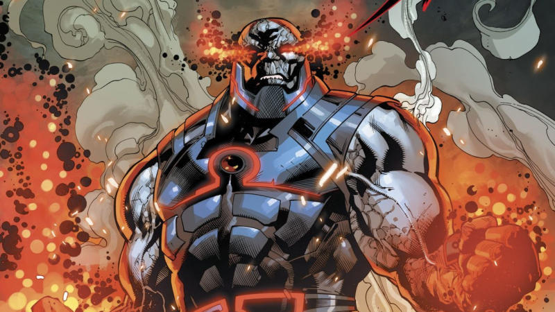 Darkseid. (Credit: DC Comics)