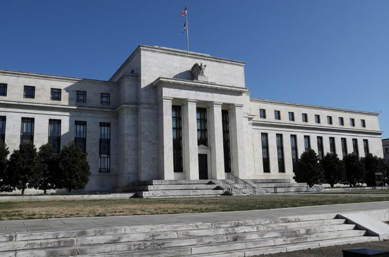 Fed policymakers call for fiscal support to save U.S. economy