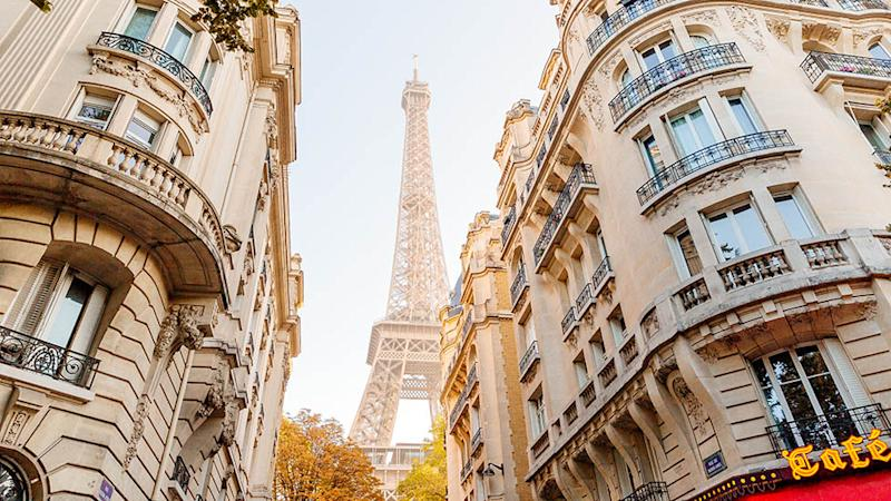 Paris accomodation is on special for the rest of the month. Photo: Getty Images