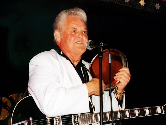 """Rockabilly Hall of Famer Billy Adams, who wrote and recorded the rockabilly staple """"Rock, Pretty Mama,"""" died on March 30, 2019. He was 79."""