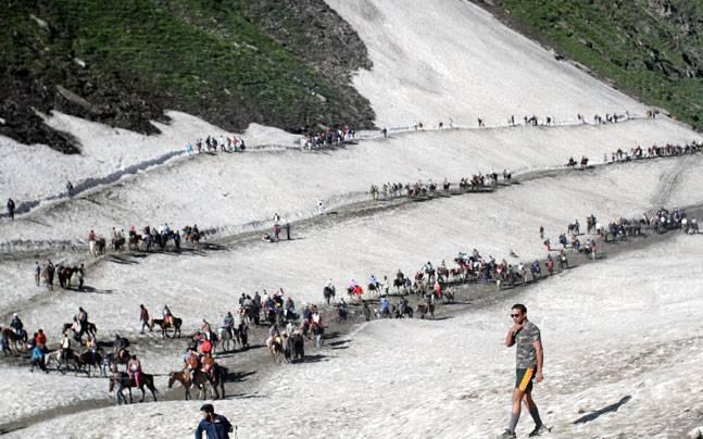 Seven people, including six women, were killed and 19 injured when  terrorists attacked a bus full of Amarnath pilgrims in near Khanabal in  Anantnag district on Monday (July 10) night.