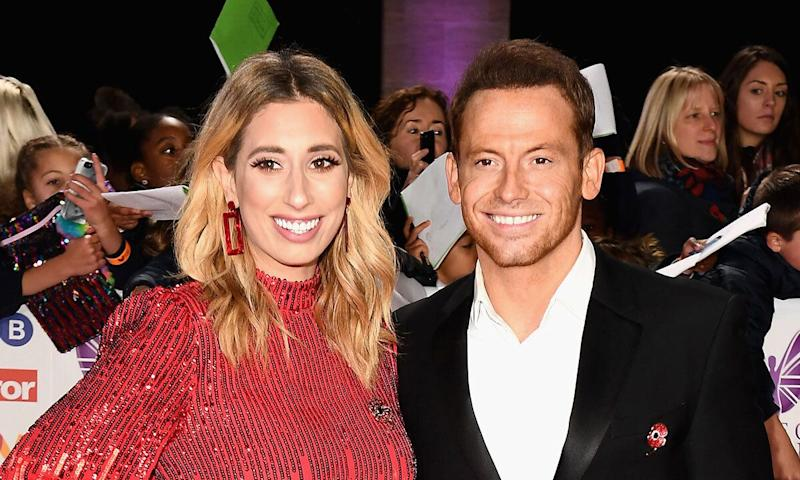 Joe Swash has announced the early arrival of his new baby with partner StaceySolomon - with a heartfelt post on both his and her Instagram account