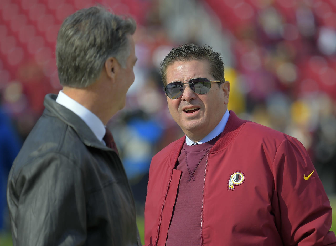 The Redskins' future is already looking good — provided Dan Snyder doesn't mess things up