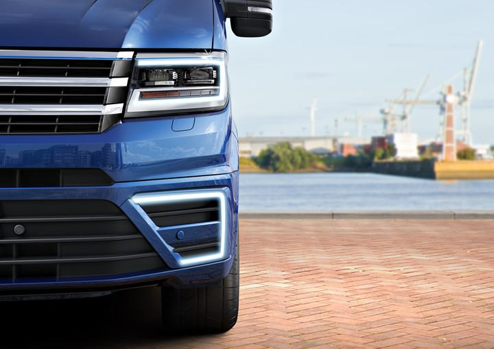 volkswagen e crafter news range specs performance