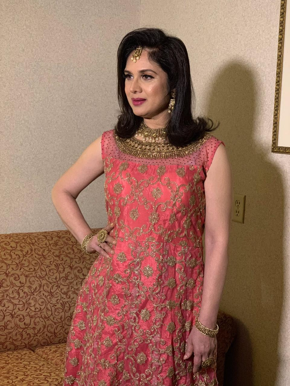 She often joins her students in their performances at fundraisers and charity events. They also performed at the American Association of Physicians of Indian Origin and all the funds collected were channeled toward various philanthropic causes.