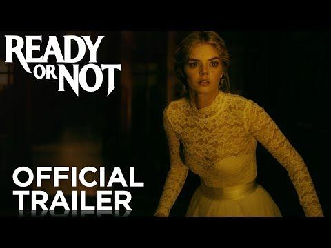 """<p>Like a socioeconomic reimagining of <em>Get Out</em>, in <em>Ready or Not</em>, if you marry up, you have to earn it. After marrying the guy she always hoped to end up with, a woman (Samara Weaving) has to survive the night while she is—wait a minute—<em>hunted by her rich board game-business in-laws toting guns and miscellaneous weapons? </em>Cool. Wonderful. Great. Bonus points for the film—it's essentially a throwback cast for anyone who relishes the late 90s and early 2000s. Adam Brody and Andie MacDowell round out the top-billed cast for the screwed up thriller. Does it sound bananas? Sure. But critics love it, and with the growing economic divide in America, this is the new American Dream. Sorry, we don't make the rules. Run.</p><p><a href=""""https://www.youtube.com/watch?v=ZtYTwUxhAoI"""">See the original post on Youtube</a></p><p><a href=""""https://www.youtube.com/watch?v=ZtYTwUxhAoI"""">See the original post on Youtube</a></p><p><a href=""""https://www.youtube.com/watch?v=ZtYTwUxhAoI"""">See the original post on Youtube</a></p><p><a href=""""https://www.youtube.com/watch?v=ZtYTwUxhAoI"""">See the original post on Youtube</a></p><p><a href=""""https://www.youtube.com/watch?v=ZtYTwUxhAoI"""">See the original post on Youtube</a></p><p><a href=""""https://www.youtube.com/watch?v=ZtYTwUxhAoI"""">See the original post on Youtube</a></p><p><a href=""""https://www.youtube.com/watch?v=ZtYTwUxhAoI"""">See the original post on Youtube</a></p><p><a href=""""https://www.youtube.com/watch?v=ZtYTwUxhAoI"""">See the original post on Youtube</a></p><p><a href=""""https://www.youtube.com/watch?v=ZtYTwUxhAoI"""">See the original post on Youtube</a></p><p><a href=""""https://www.youtube.com/watch?v=ZtYTwUxhAoI"""">See the original post on Youtube</a></p><p><a href=""""https://www.youtube.com/watch?v=ZtYTwUxhAoI"""">See the original post on Youtube</a></p><p><a href=""""https://www.youtube.com/watch?v=ZtYTwUxhAoI"""">See the original post on Youtube</a></p><p><a href=""""https://www.youtube.com/watch?v=ZtYTwUxhAoI"""">See the original post on Youtub"""