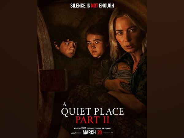 Poster of 'A Quiet Place 2' (Image source: Instagram)