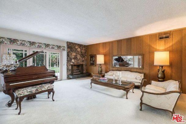 PHOTO: The home is a postcard of American 70's style. (Zillow)