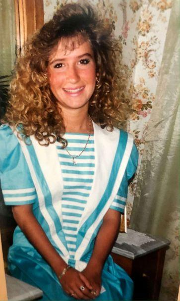 PHOTO: The Office' star, Angela Kinsey, as a teenager in the '80's. (Courtesy of Angela Kinsey)