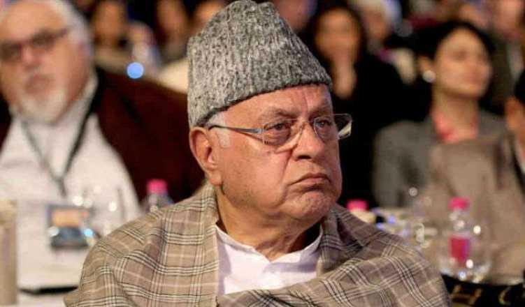 Hopefully new govt at Centre will do justice with J&K, says Farooq Abdullah