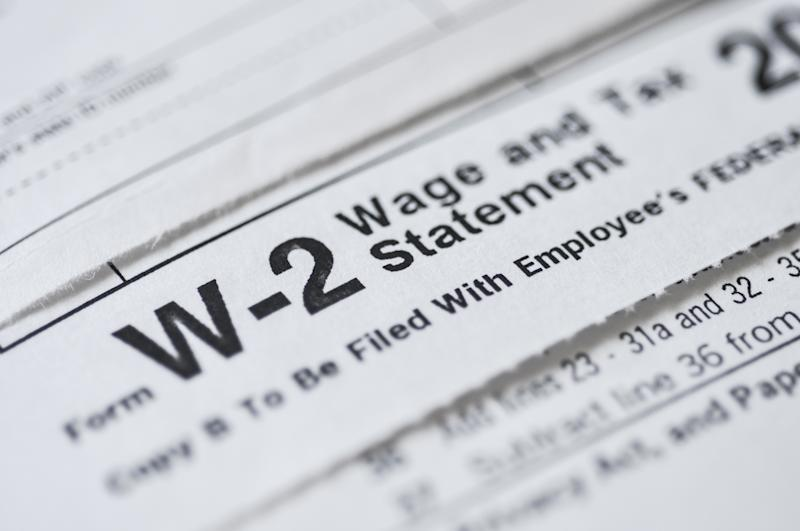 Lost Your W-2? Here's What to Do