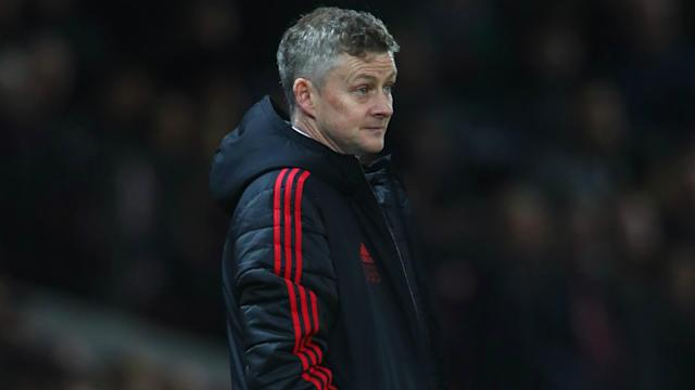 Manchester United were not too convincing in their FA Cup win over Reading, something Ole Gunnar Solskjaer blamed on himself.