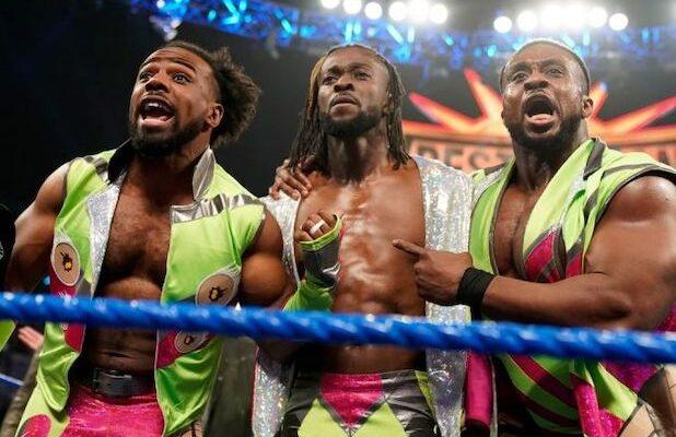 WWE Stars Jimmy and Jey Uso, Naomi, and All of The New Day to Guest on 'Wild 'N Out' Season 14 (Exclusive)