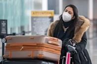 Air passengers must book a three-night stay in a government-approved hotel before flying into Canada starting on Monday. The hotel stay is required while they await the results of a COVID-19 test. Travellers who test negative can leave the hotel and finish the rest of their 14-day quarantine at home.