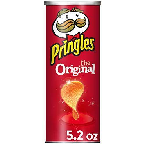 "<p><strong>Pringles</strong></p><p>amazon.com</p><p><a href=""https://www.amazon.com/dp/B072MJNW32?tag=syn-yahoo-20&ascsubtag=%5Bartid%7C2089.g.35651204%5Bsrc%7Cyahoo-us"" rel=""nofollow noopener"" target=""_blank"" data-ylk=""slk:Shop Now"" class=""link rapid-noclick-resp"">Shop Now</a></p><p>Once you pop, the fun really doesn't stop—even for vegans! Only the original flavor of these chips are vegan, though, so make sure to go for the red can.</p><p><em>Per 16 chips: 150 cals, 9 g fat (2.5 g sat), 150 mg sodium, 15 g carbs, 1 g fiber, 1 g sugar, 1 g protein. </em></p>"