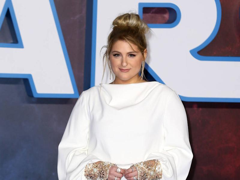 Meghan Trainor's father doing 'so much better' after car accident