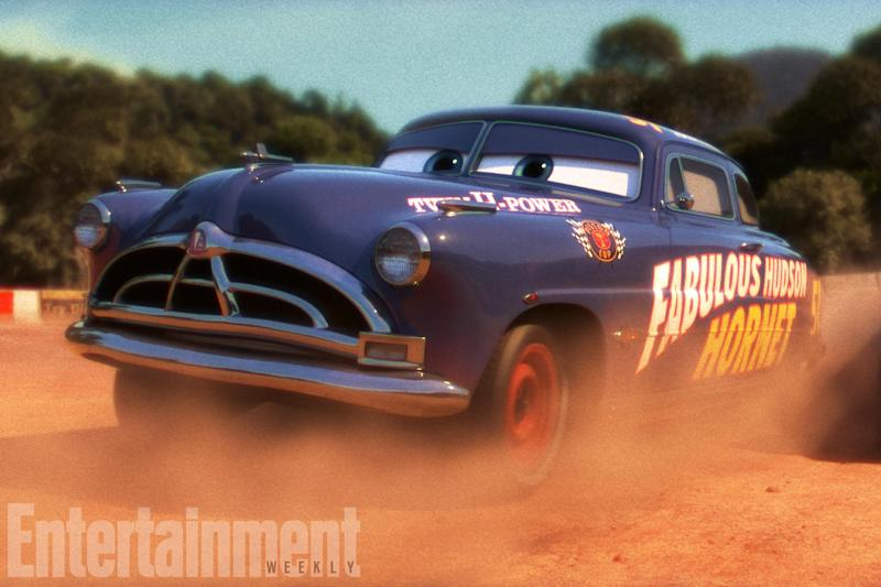 Pixar head explains how 'Cars 3' brought back Paul Newman