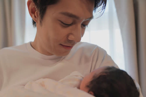 Bosco Wong replaces Pakho Chau who welcomed his second child last month