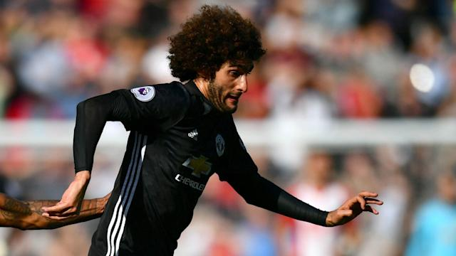 Marouane Fellaini and Michael Carrick have joined Paul Pogba on the sidelines, leaving Manchester United's Jose Mourinho short of options.