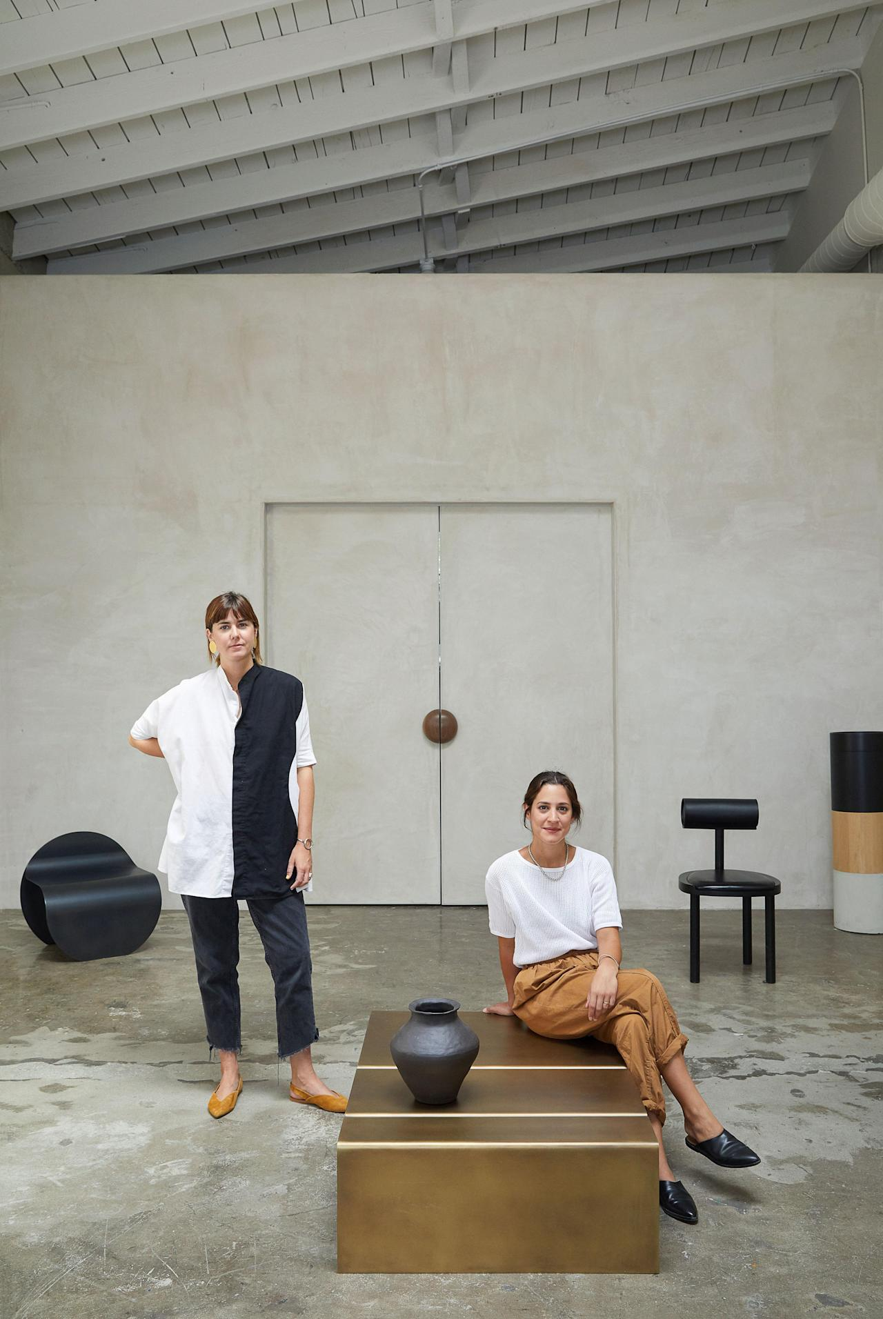 Meet the Design Duo Taking the L.A. Furniture Scene By Storm