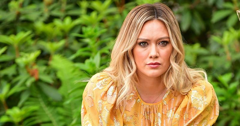 Hilary Duff Calls Out 'Creep' Taking Photos Of Children Without Permission