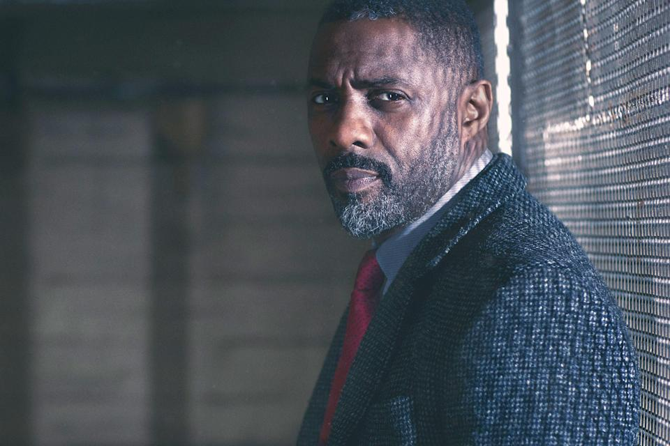 Idris Elba is back as Luther in first footage from series 5