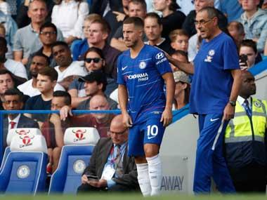 Premier League: Chelsea's dependence on Eden Hazard a worrying sign for Maurizio Sarri ahead of Manchester City clash