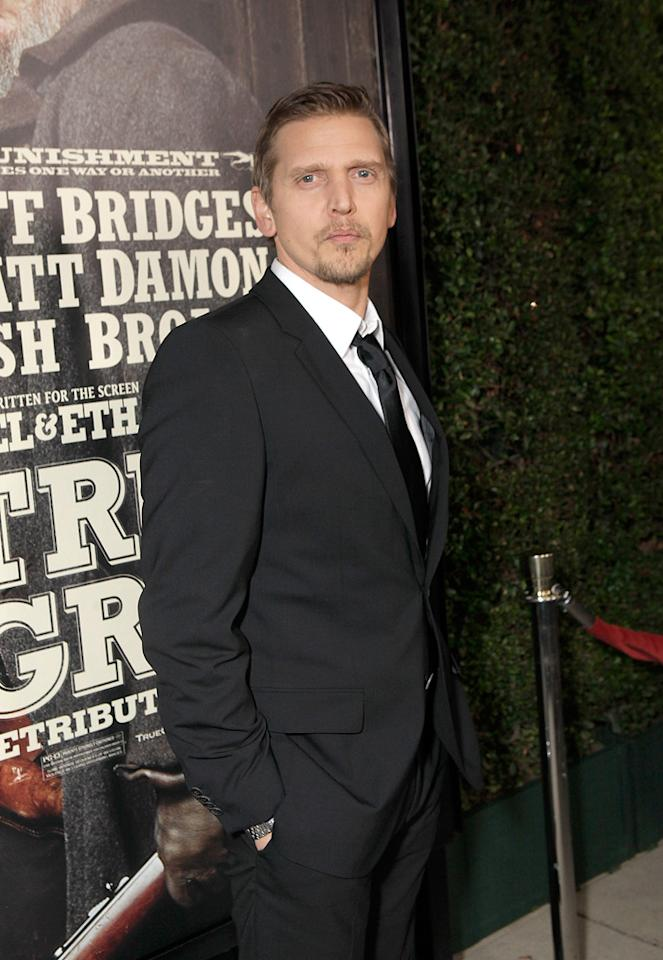 """<a href=""""http://movies.yahoo.com/movie/contributor/1800019309"""">Barry Pepper</a> attends the Los Angeles screening of <a href=""""http://movies.yahoo.com/movie/1810153253/info"""">True Grit</a> on December 9, 2010."""