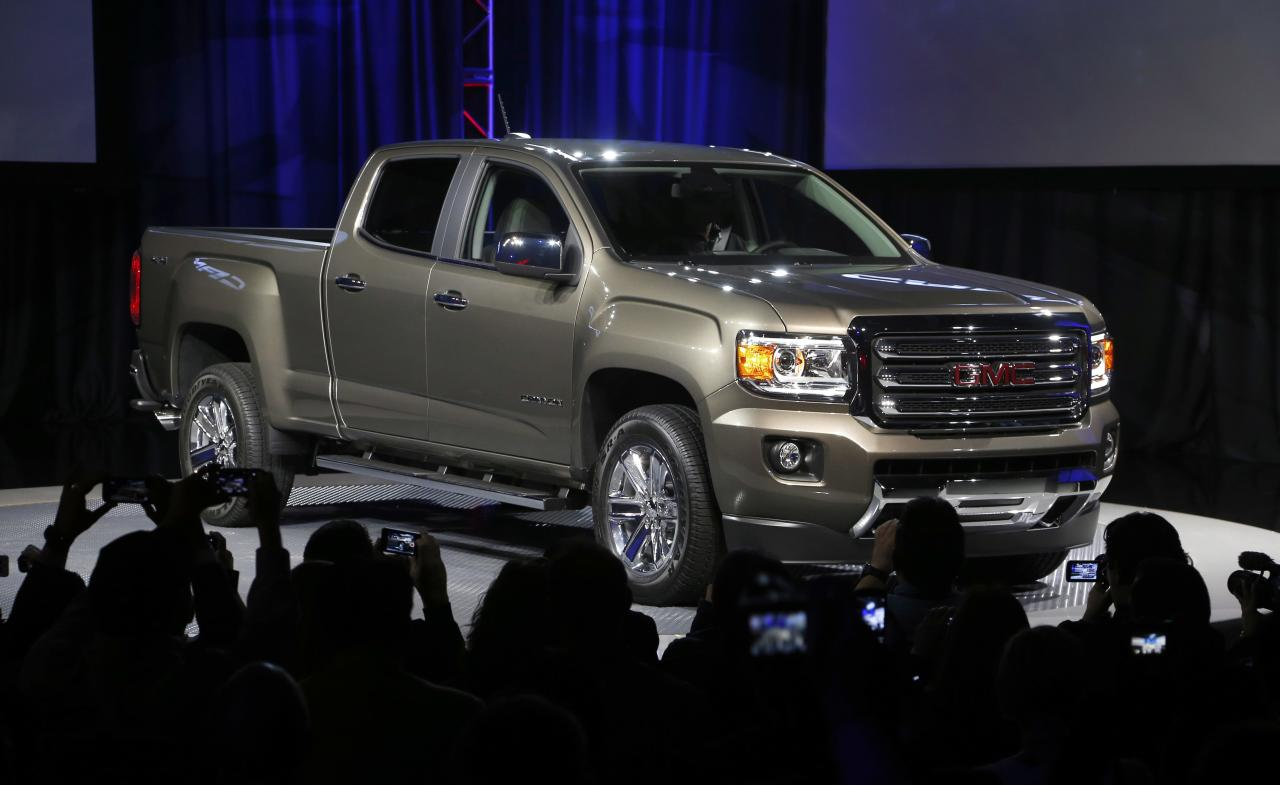 <p>No. 9: GMC Canyon<br />Value retained:<br />59.8 per cent after three years<br />47.2 per cent after five years<br />(Canadian Press) </p>