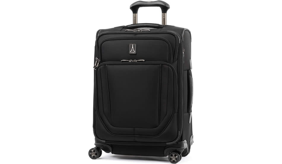 Grab this Travelpro carryon for a discount in black! (Photo: Amazon)