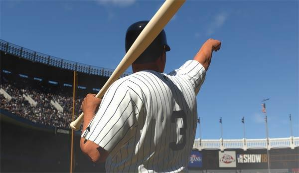MLB: MLB The Show 18 Review: Sony bringt den Regen