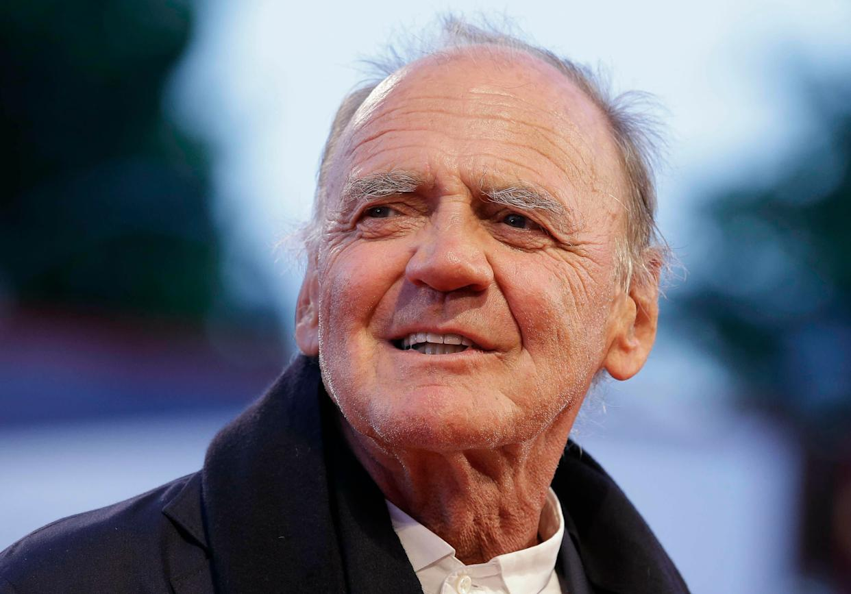 "Bruno Ganz, the Swiss actor who portrayed Adolf Hitler in Oscar-nominated film ""Downfall"" and the kindly grandfather in ""Heidi,"" died on Feb. 15, 2019 at the age of 77."