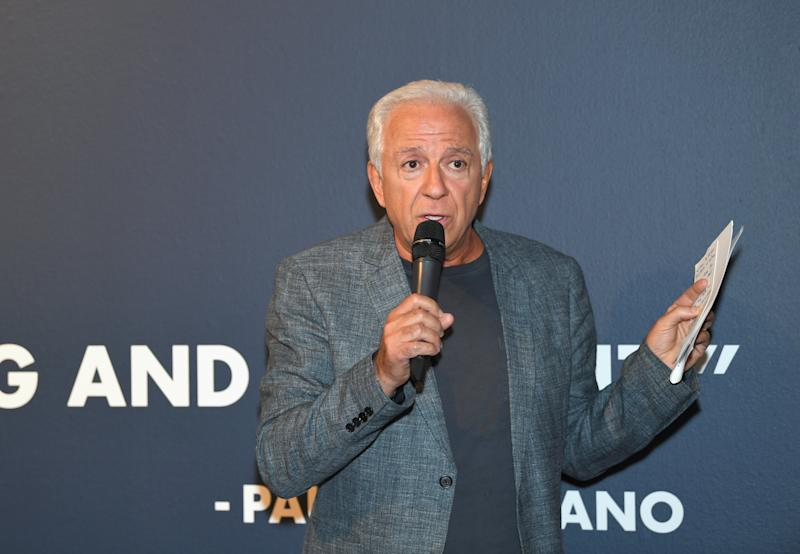 Paul Marciano denies Kate Upton's allegations. (Emma McIntyre via Getty Images)