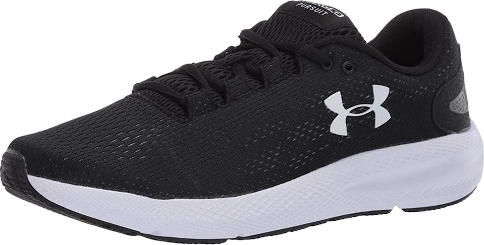 <p><span>Under Armour Charged Pursuit 2 Running Shoe</span> ($35, originally $70)</p>