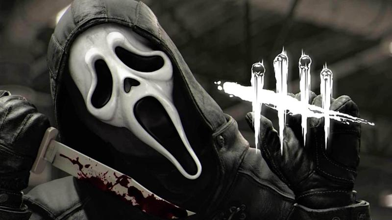 Dead by Daylight' Game Reveals 'Scream' Villain Ghost Face