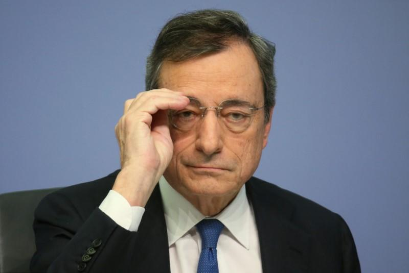 Absorb shock now or face permanent destruction, Draghi warns - FT