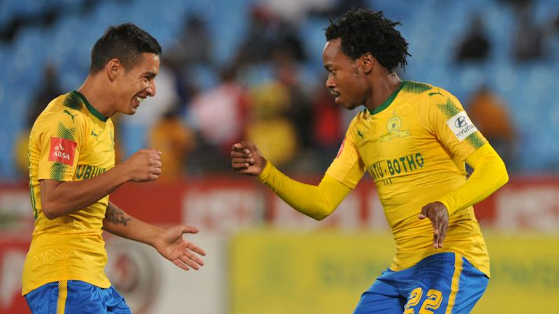 Sundowns attacker Percy Tau not surprised by El Hadji Diouf's comments