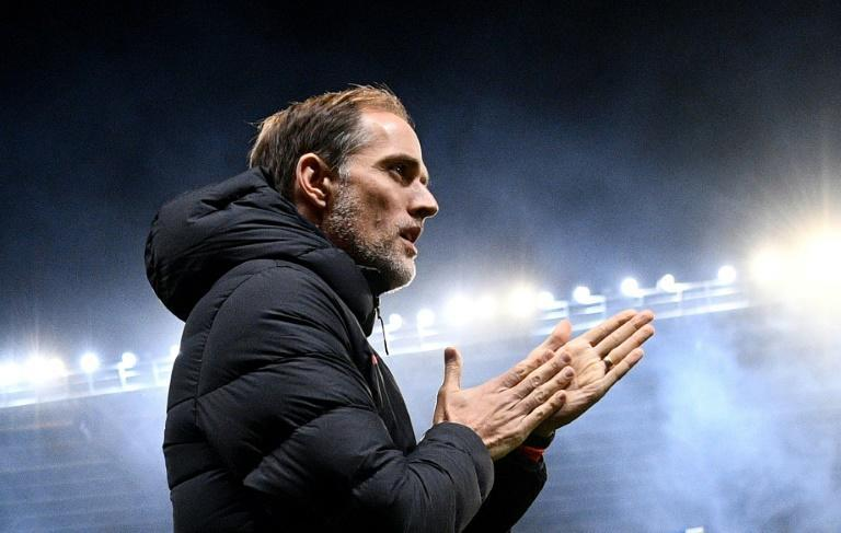 Thomas Tuchel coached at Augsburg, Mainz and Borussia Dortmund before taking over at Paris Saint-Germain