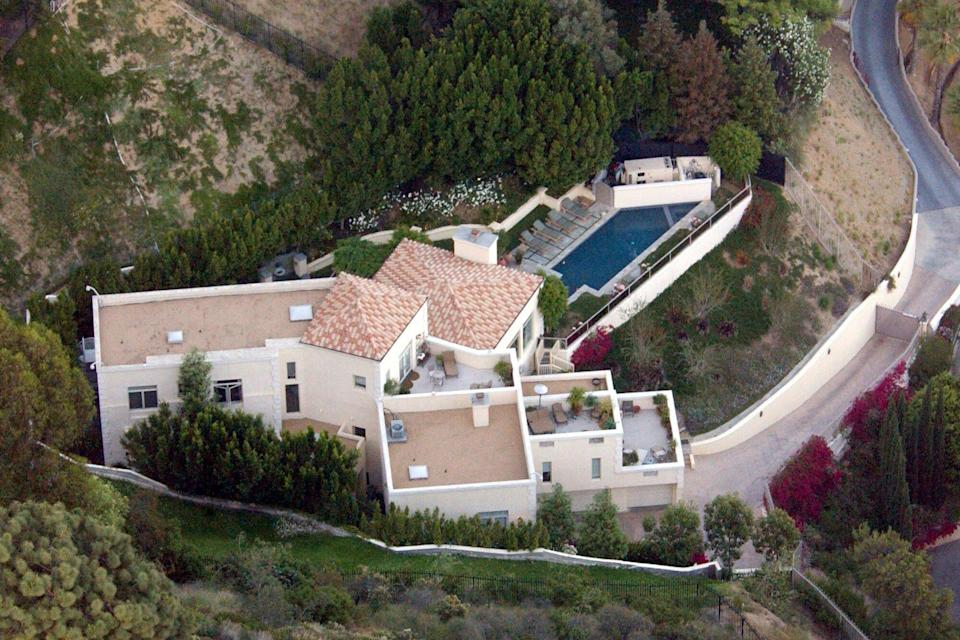 Brittany Murphy House