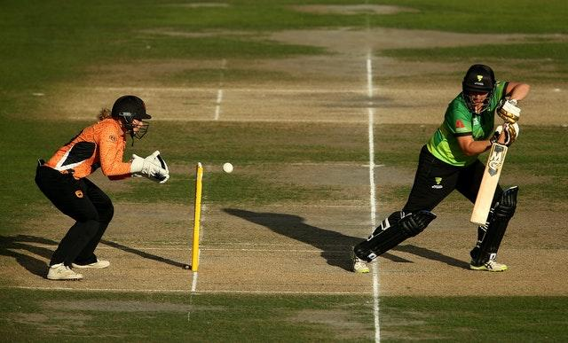 Domestic cricketers were set to compete in The Hundred this summer (Steven Paston/PA)