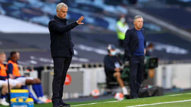 Jose Mourinho prefers not to think about busy start to Tottenham's season