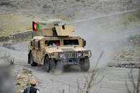 The Afghan military was heavily reliant on US support, and once its technical know-how and money was removed, the Afghan security edifice crumbled
