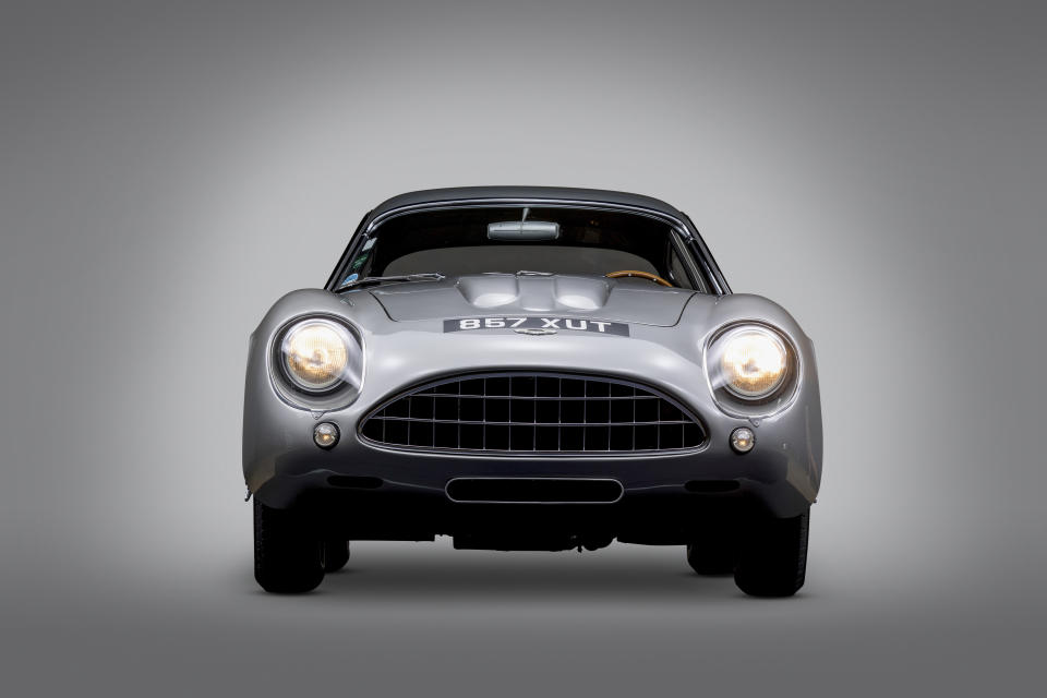 This rare 1962 Aston Martin DB4GT Zagato is just one of 19 built and could sell for $14 million.