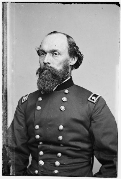 PHOTO: Major General Gordon Granger who lead the Union troops to Galveston, Texas, on June 19, 1865 to issue the executive order that the Civil War was over and slavery ended. (Galveston Historical Society)