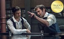 """<p>You can't keep a good song-and-dance man down. Five years after the hit-or-miss <em>Les Misérables</em>, <a rel=""""nofollow"""" href=""""https://www.yahoo.com/movies/tagged/hugh-jackman"""" data-ylk=""""slk:Hugh Jackman"""" class=""""link rapid-noclick-resp"""">Hugh Jackman</a> is back in a big-screen musical. He's famed ringleader P.T. Barnum, with <a rel=""""nofollow"""" href=""""https://www.yahoo.com/movies/tagged/zac-efron"""" data-ylk=""""slk:Zac Efron"""" class=""""link rapid-noclick-resp"""">Zac Efron</a> and <a rel=""""nofollow"""" href=""""https://www.yahoo.com/movies/tagged/zendaya"""" data-ylk=""""slk:Zendaya"""" class=""""link rapid-noclick-resp"""">Zendaya</a> along for the ride. 