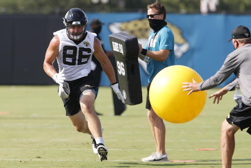 Jags promote Ben Ellefson from practice squad to active roster