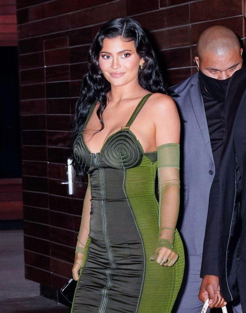 <p>Kylie Jenner's high-shine black will be everywhere this season. It's an arresting look that can be achieve with at-home glossing products or a glaze at the finish of an in-salon color service. </p>