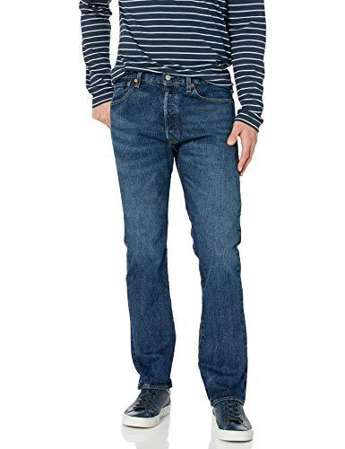 """<p><strong>Levi's</strong></p><p>amazon.com</p><p><a href=""""http://www.amazon.com/dp/B00466L1TS/?tag=syn-yahoo-20&ascsubtag=%5Bartid%7C2139.g.28771976%5Bsrc%7Cyahoo-us"""" target=""""_blank"""">BUY IT HERE</a></p><p><del>$78.00</del><strong><br>$30.36</strong></p><p>At Levi's, the 501 style is the apple pie of denim. Not only is this original style extremely versatile, but it also boasts an """"Amazon's Choice"""" badge. <strong><br></strong></p>"""