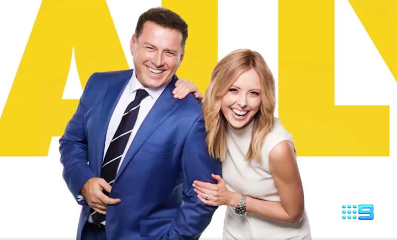 New Today show Karl Stefanovic and Allison Langdon promo