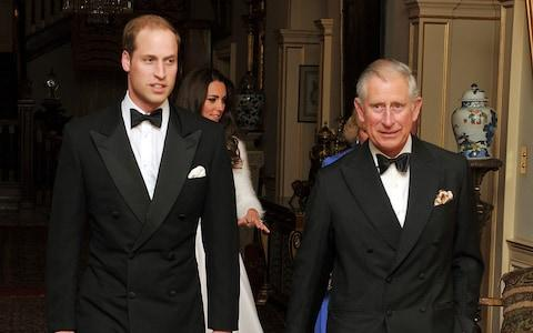 Prince William will one day inherit the Duchy - Credit: WPA